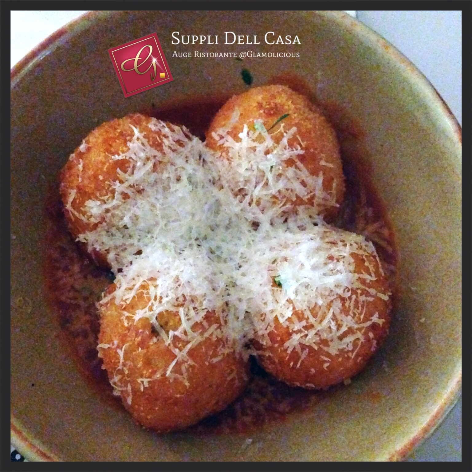 Suppli Dell Casa by Auge Ristorante
