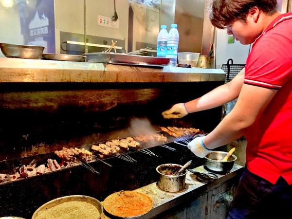 Bao's BBQ in Nanjing [宝记烧烤,南京]