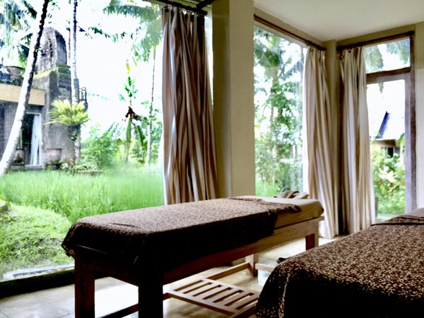 Private Massage Room at Wapa di Ume